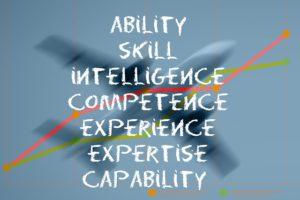 Talente, Fähigkeiten und Fertigkeiten im Beruf